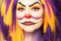 Maquillaje Circo