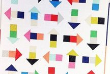 modern - / contemporary - / improv quilts