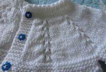 trico para bebe passo a passo