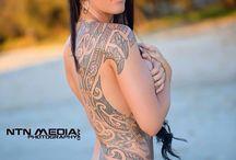 Body Art - Ta Moko - Tattoo