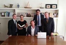 Equipo Tomas Ballestero Abogados/Lawyers / TOMAS BALLESTERO ABOGADOS es un bufete de abogados multidisciplinar que comenzó con su titular, Jose Manuel Tomás Ballestero, en 1992 en Valencia, inaugurándose