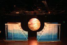 Theatre design Gea / Scale model Shakespeare Midsummernightdream