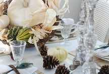 Fall Decor / by Denise Miller