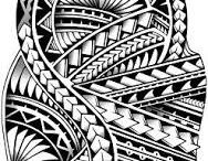 Maori & tribal