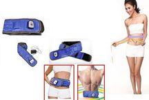 Cách dùng đai massage bụng