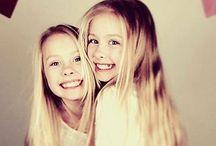 Iza and  Ella