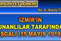 Cumhuriyet Tarihi / Cumhuriyet Tarihimiz