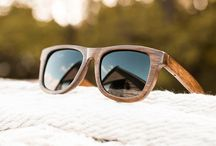 Bamboo Sunglasses / Sunglasses made from Bamboo - Combine style with nature.