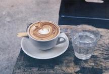 café inspiration  / by Phoebe Rae