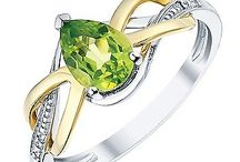 All Things Peridot / August birthstone gifting inspiration.