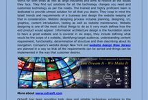 Website Development / Ochsoft being a web development company helps the clients to develop the best website that will connect them to their customers.