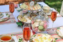 be glamorous tea party