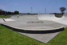 Dapto David Potts Skatepark (NSW, Australia) / Shredding the World One Skatepark at a time - Dapto David Potts Skatepark (NSW, Australia) #skatepark #skate #skateboarding #skatinit #skateparkreview