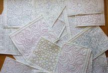 Machine Quilting Patterns