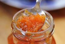 reçeller, marmelatlar