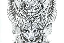 1. Totemy