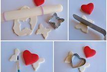 Valentine cup cake ideas / Valentines
