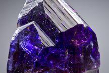 Crystals. Cristales.