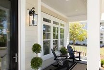 Front Porch/Patio / by Nicole Miller