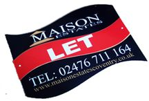 Properties for Let / Looking for properties to let in Coventry? Search here....