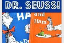 Classroom: Dr. Seuss Week / by Kaylyn Pratka