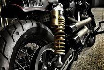Moto / Put the fun between your legs.