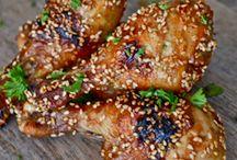Asian recipes / by Melanie Violette