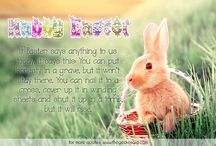 Easter Quotes / Beautiful quotes about Easter.