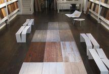 Showroom materiale