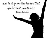 Motivational and Feminist Quotes / A collection of quotes by and about Kick Ass Females...
