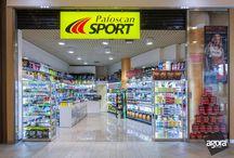 Nasze sklepy / Sklepy sieci sklepów Pafoscan-Sport