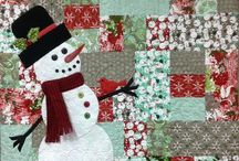 Quilts: Holiday / by Whitney Omer