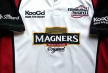 Classic Edinburgh Rugby Shirts / Classic, vintage & retro Edinburgh authentic rugby shirts from the past 30 years. Legendary jerseys from seasons gone by.   Worldwide shipping | Free UK delivery