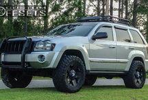 Jeep Grand Ideas