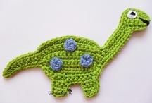 Crochet Appliques / by Gail Marshall