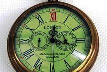 Cep Saatleri-Pocket watchs