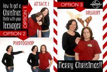 Christmas Time / Christmas Portraits