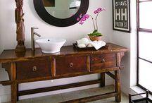 Bathrooms ♒ / All Things Bathroom!