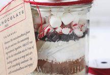 Jars & Food