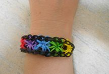 Rainbow loom / by Crac