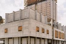 Architecture / by Patricia Tan