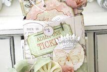 Shabby Tags & Cards / by Beth Jones