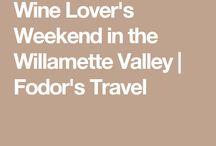 Williamette valley
