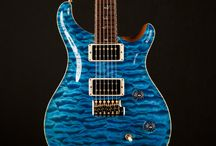 Paul Reed Smith Private Stock Guitars / The finest line of Paul Reed Smith guitars you can find in our store