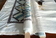 Quilts sandwiching