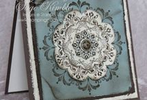 Stampin' Up! - Daydream Medaillions / Jaarcatalogus /Annual catalogue 2014-2015