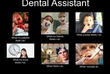Dental Assisting / by Amy Beamer