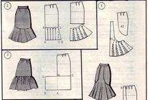 Моделирование.Юбки