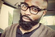 glasses black men