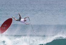 ¡Surf! / imágenes y productos y lugares para el deporte de las olas #surf #decathlon #verano
